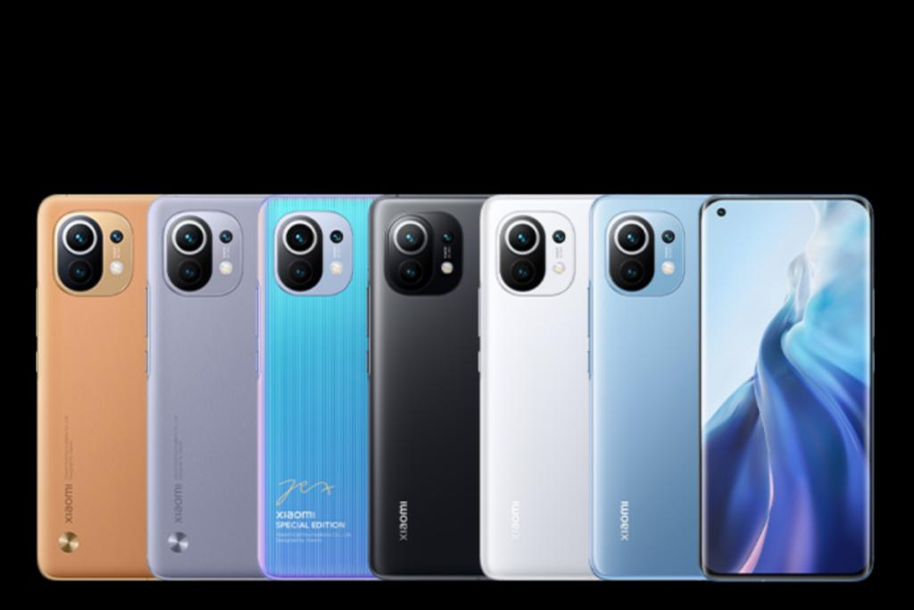 Xiaomi Mi 11 - شاومي مي 11