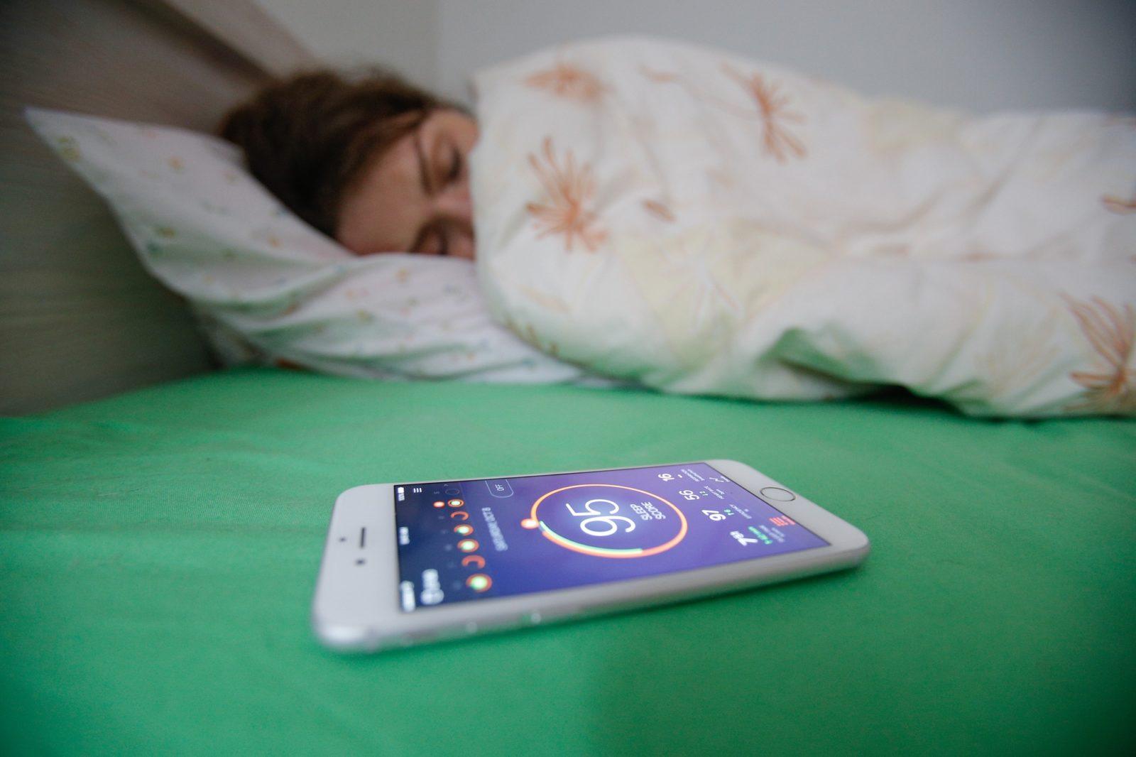 تطبيقات تتبع النوم