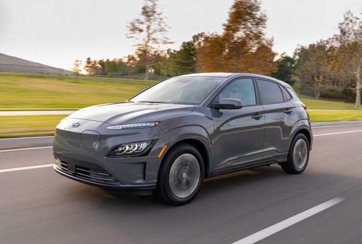 سيارة كونا الكهربائية 2022