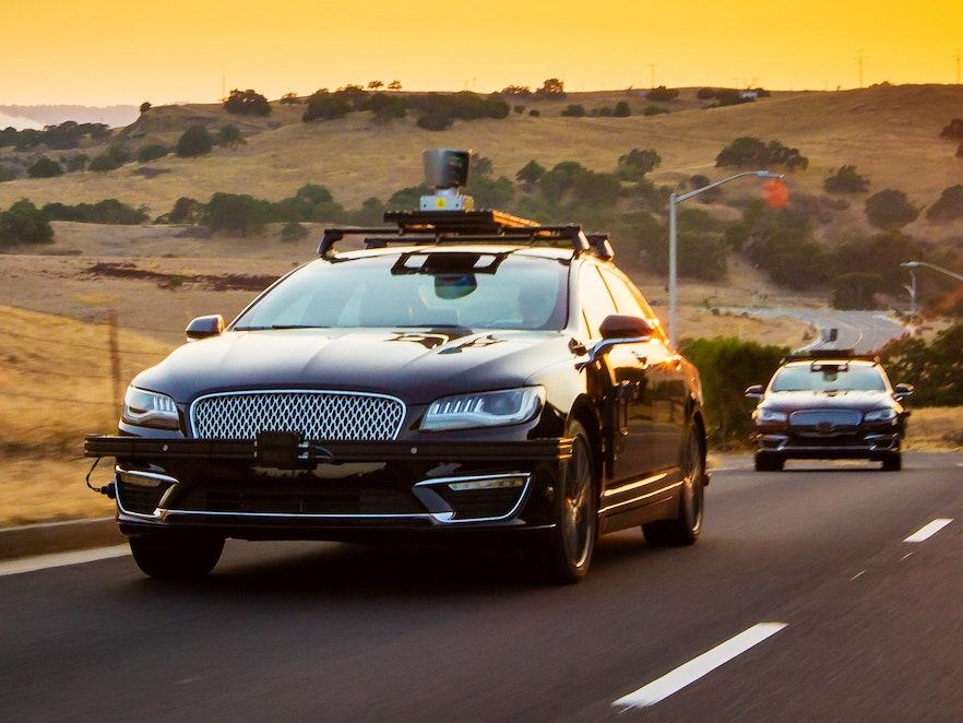 شركة Aurora Innovation للسيارات ذاتية القيادة