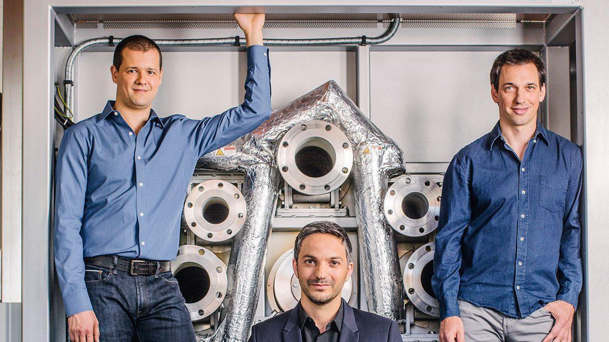 فريق إدارة شركة Sila Nanotechnologies