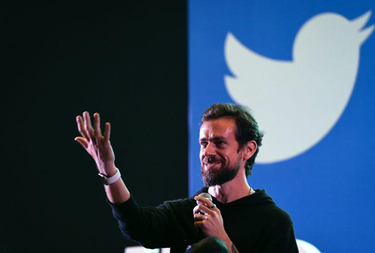 جاك دورسي - مؤسس تويتر