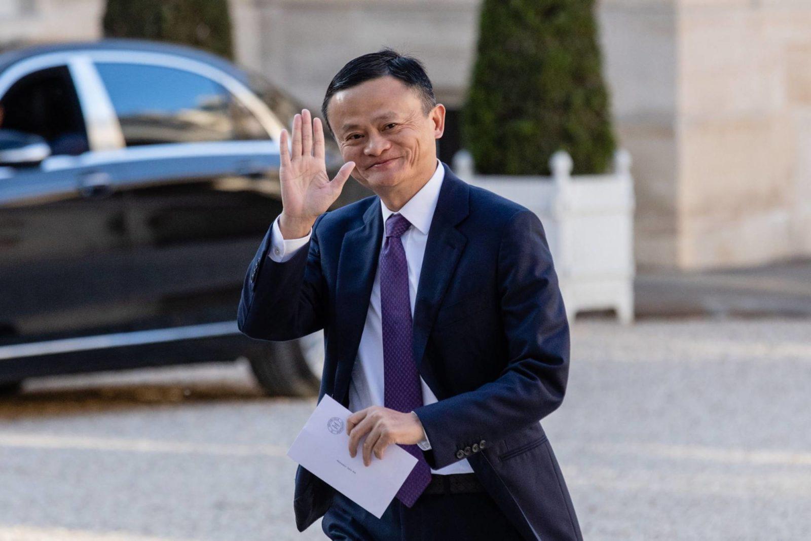 الملياردير الصيني جاك ما
