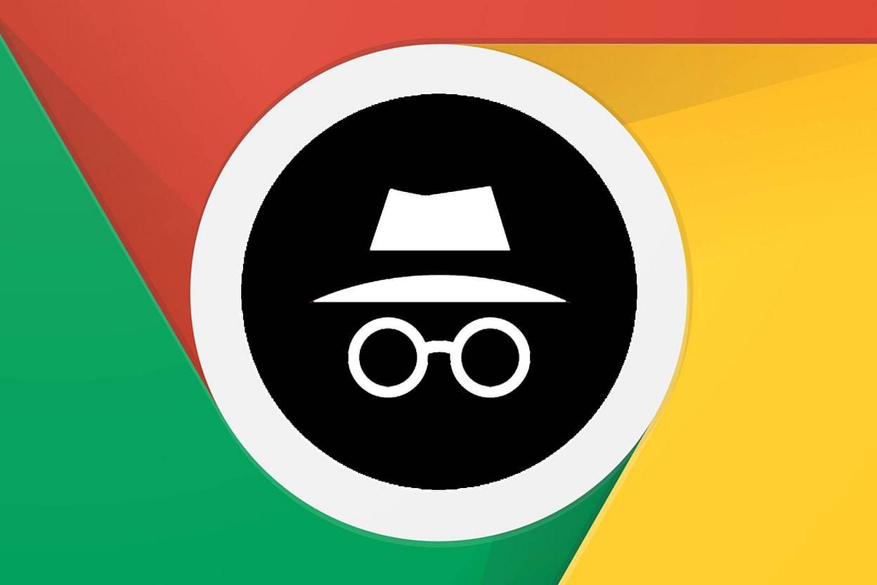 جوجل كروم التصفح المتخفي