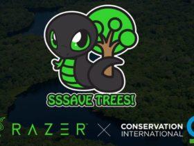 حملة Razer لإنقاذ الأشجار