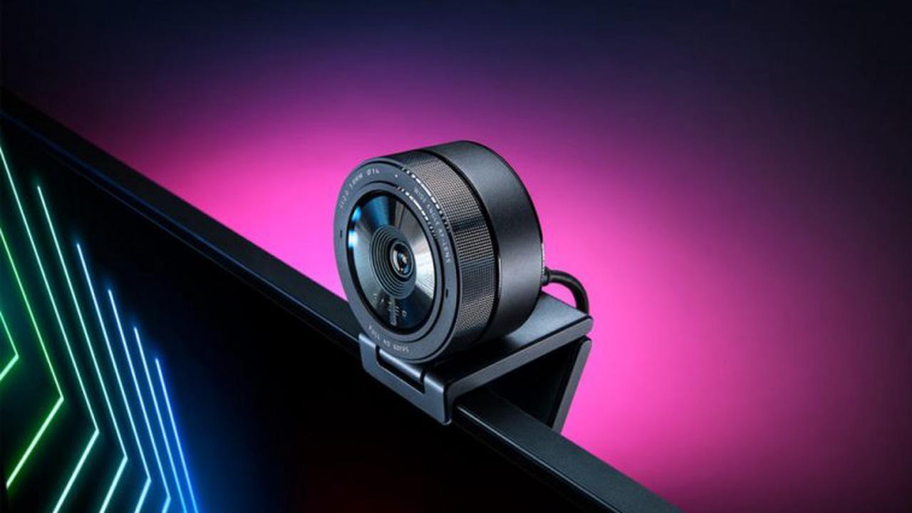 كاميرا Razer Kiyo Pro