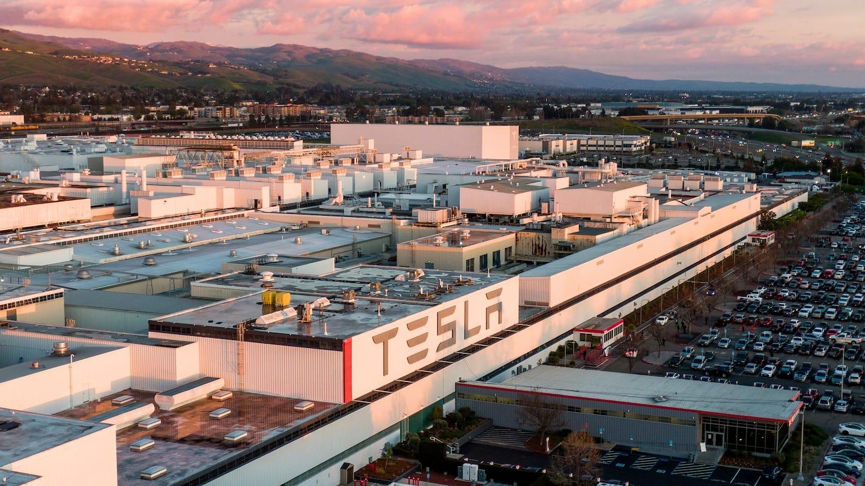 مصنع تسلا - فريمونت