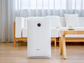 جهاز EZVIZ UV-C لتنقية وتعقيم الهواء