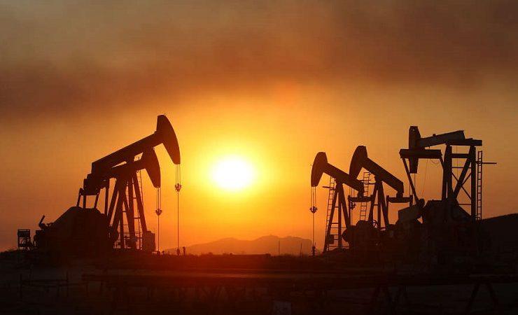 استخراج النفط - كاليفورنيا
