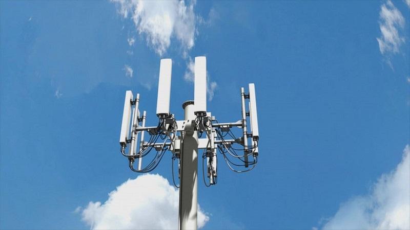 برج شبكات الجبل الخامس - هواوي