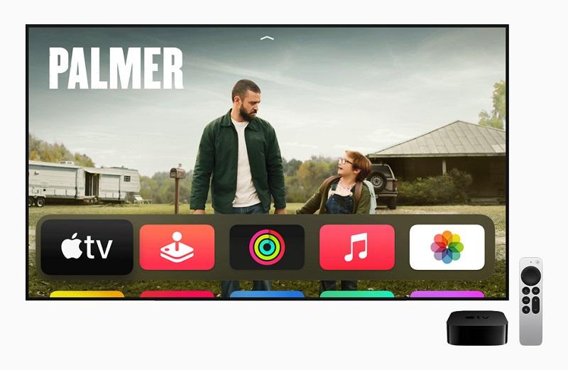 تلفاز Apple TV 2021 - آبل