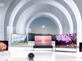 تلفزيونات إل جي OLED - سامسونج