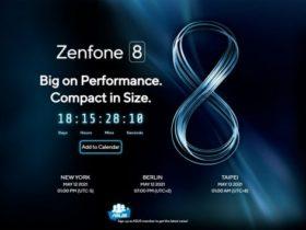 حدث إطلاق هاتف Asus Zenfone 8 - أسوس