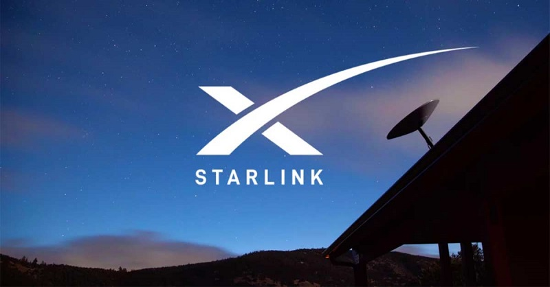 ستارلينك - سبيس إكس