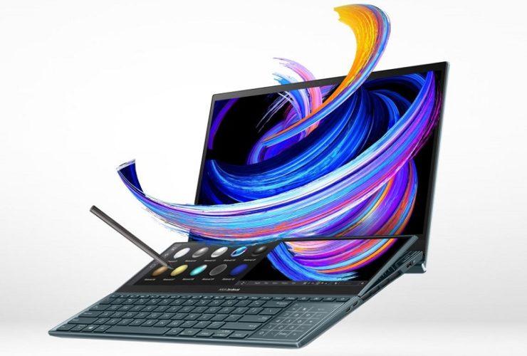 لابتوب ASUS ZenBook Pro Duo 15 (UX582)