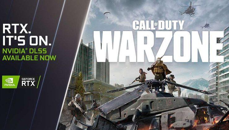 لعبة Call of Duty Warzone - إنفيديا