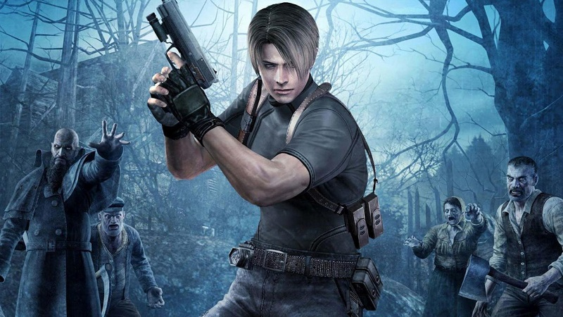 لعبة Resident Evil 4 - أوكيولوس