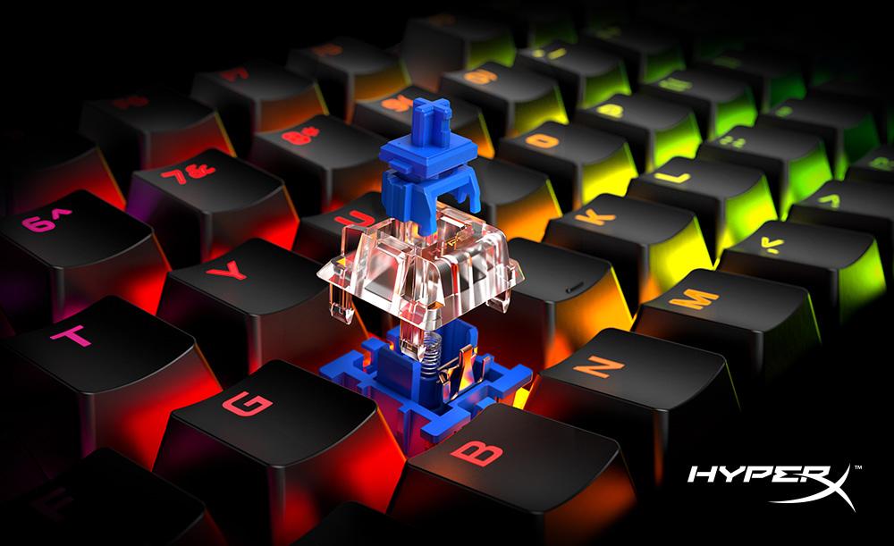 لوحة مفاتيح HyperX Alloy Origins Core