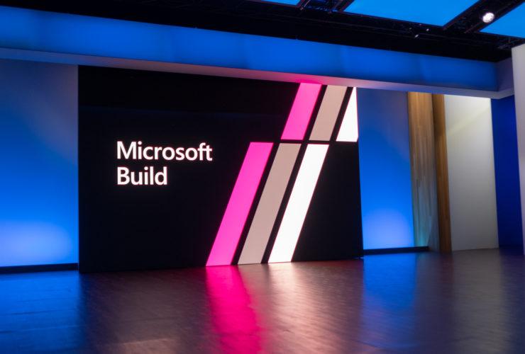 مؤتمر Microsoft Build