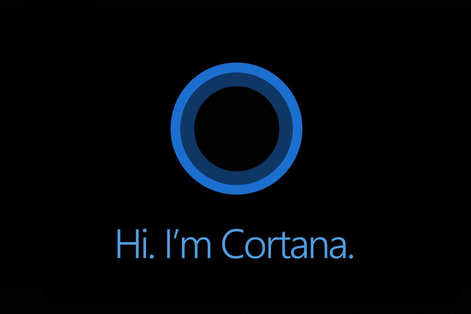 مساعد كورتانا الشخصي - مايكروسوفت