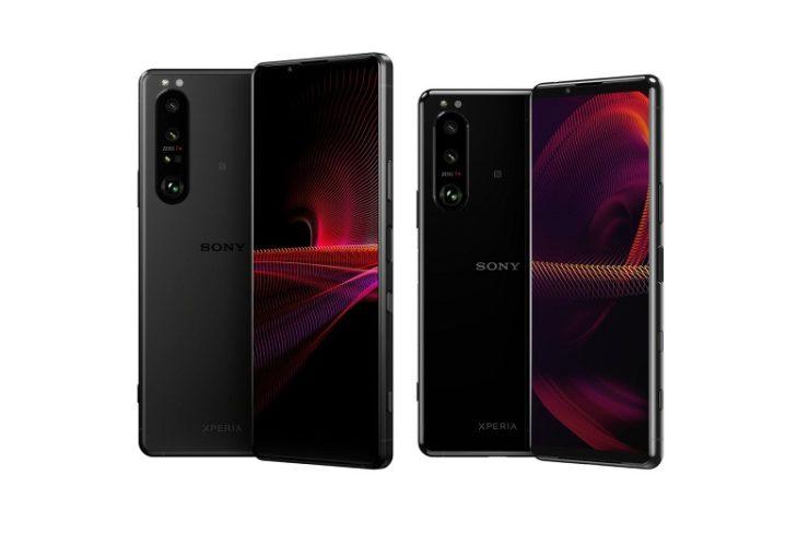 هاتفيXperia 1 III وXperia 5 III - سوني