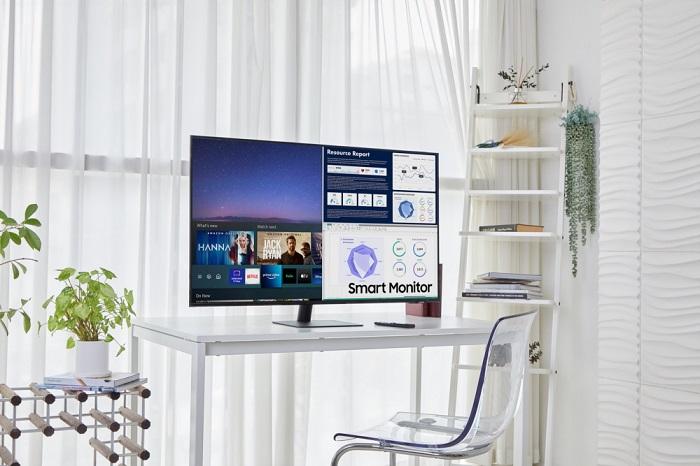 شاشة سامسونج الذكية - شاشة 4K