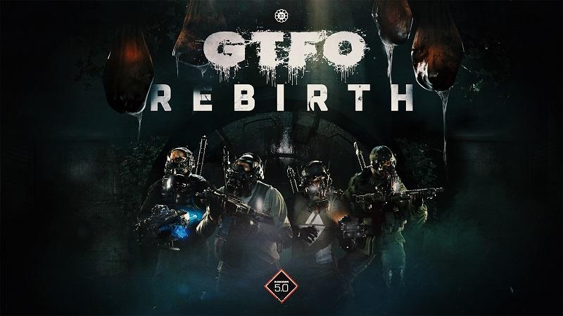 لعبة GTFO Rebirth