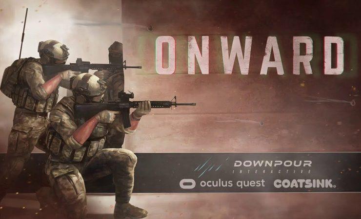 لعبة shooter Onward VR - فيسبوك