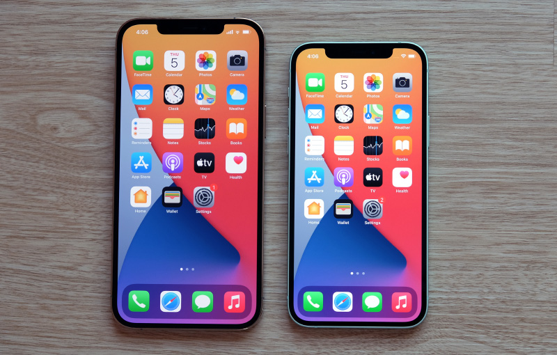هاتفي آيفون 12 و 12 برو ماكس - مميزات هواتف الآيفون
