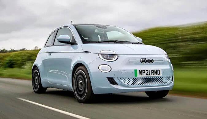 فيات التحول إلى صانع سيارات كهربائية
