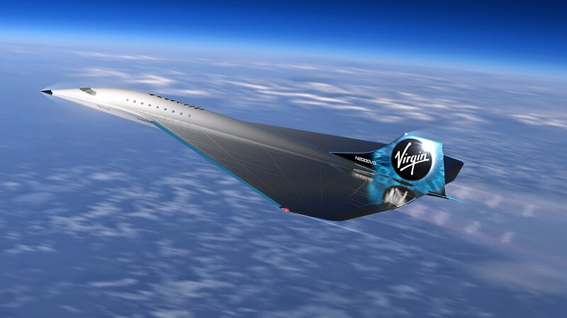 فيرجن غالاكتيك - نقل الركاب إلى الفضاء