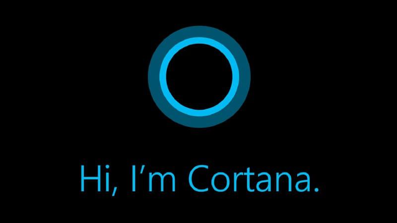كورتانا - ميزات لم تعد موجودة في ويندوز 11