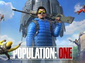 لعبة Population One