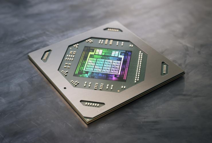 معالجات الرسومات Radeon RX 6000M