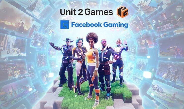 فيسبوك - منصة Crayta للألعاب التعاونية