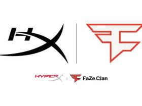 HyperX شريك رسمي لمنظمة FaZe Clan