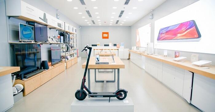 متجر شاومي - ثاني أكبر شركة مصنعة للهواتف في العالم