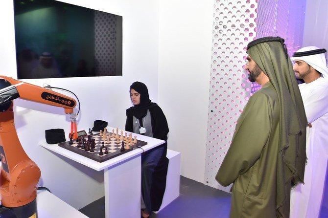 الشيخ محمد بن راشد آل مكتوم - برنامج وطني للمبرمجين