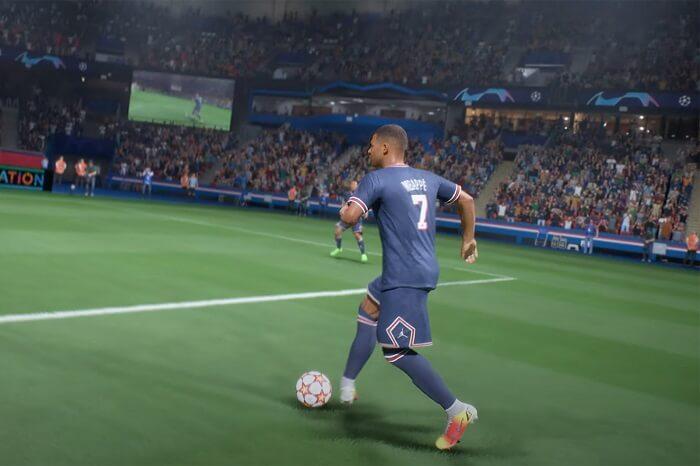 لعبة FIFA 22 - تجربة كرة قدم أكثر واقعية