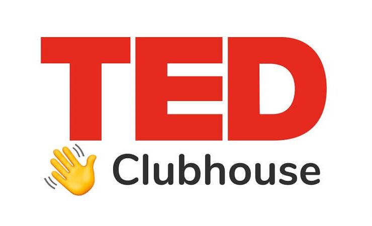 منصة TED محادثات صوتية على كلوب هاوس