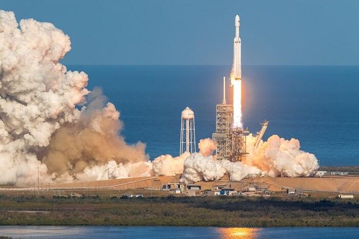 صاروخ فالكون الثقيل - مهمة يوروبا كليبر