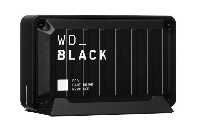 WD-BLACK D30