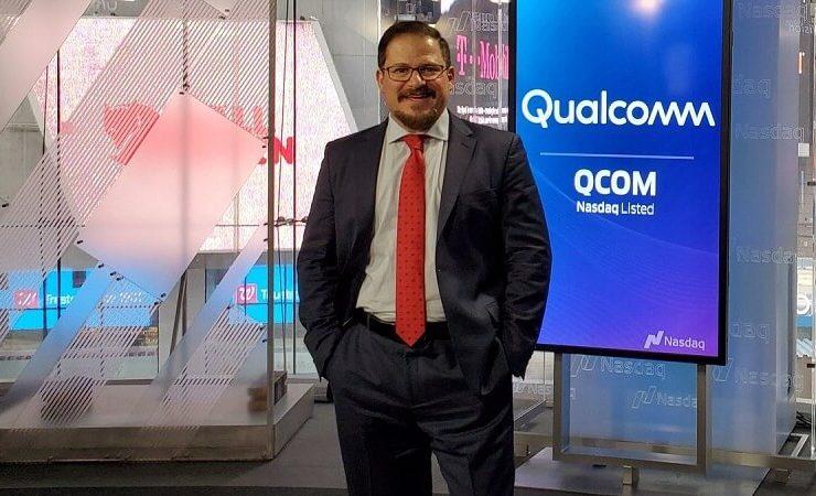 كريستيانو آمون - الرئيس التنفيذي الجديد لشركة كوالكوم