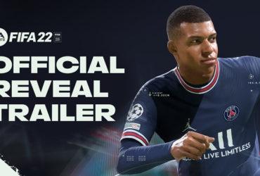 لعبة FIFA 22