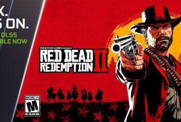 تقنية NVIDIA DLSS - لعبة Red Dead Redemption 2
