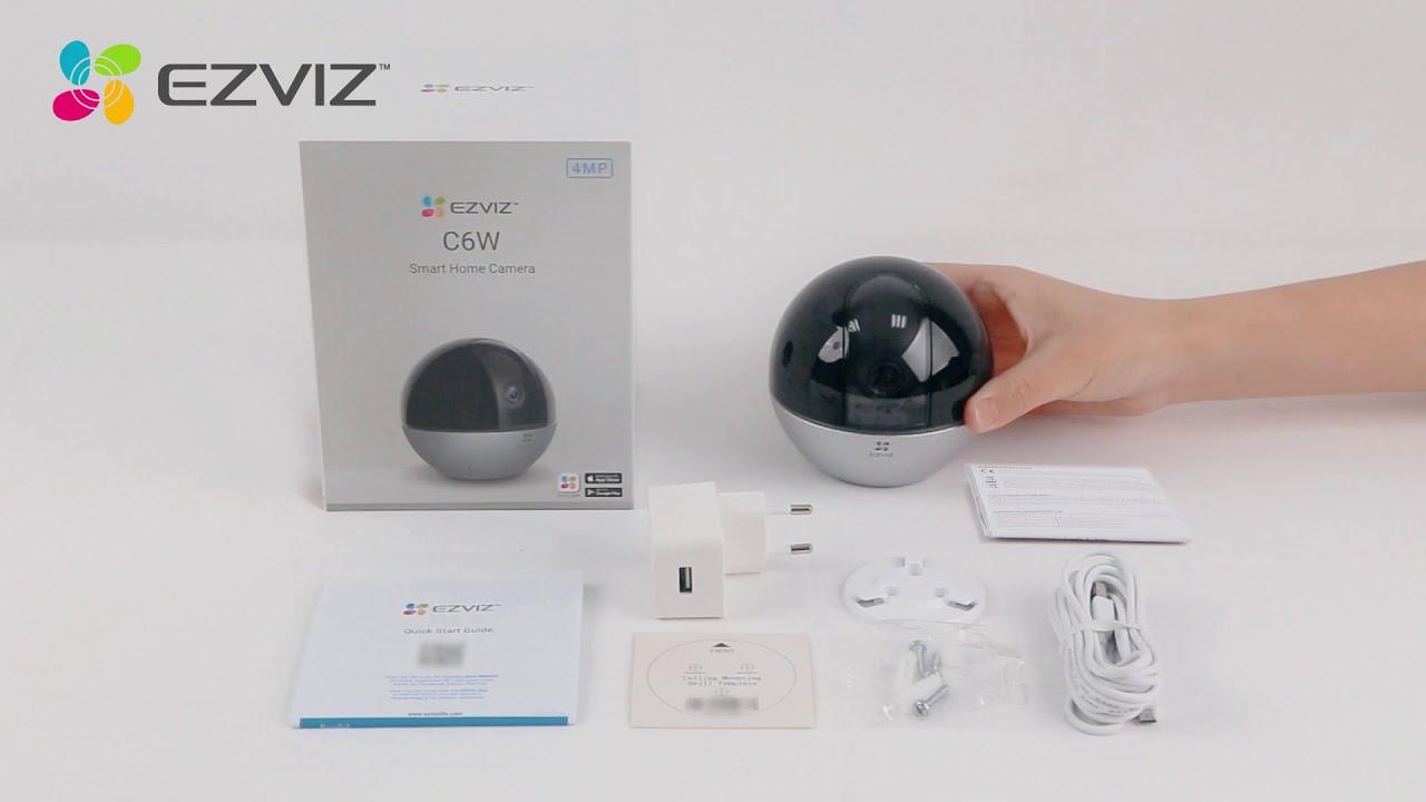 كاميرا EZVIZ C6W