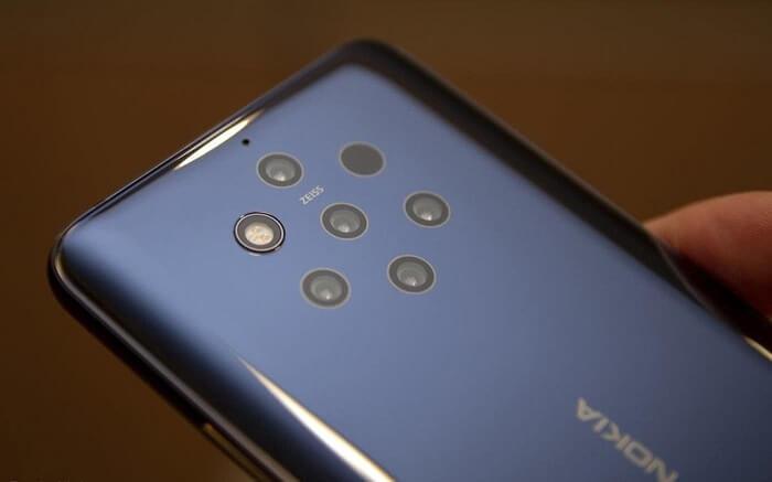هاتف 9 PureView - نوكيا ستطلق هاتف ذكي رائد بتقنية 5G