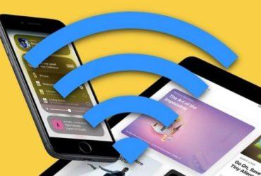 أجهزة آبل - تعطيل Wi-Fi على أجهزة الآيفون