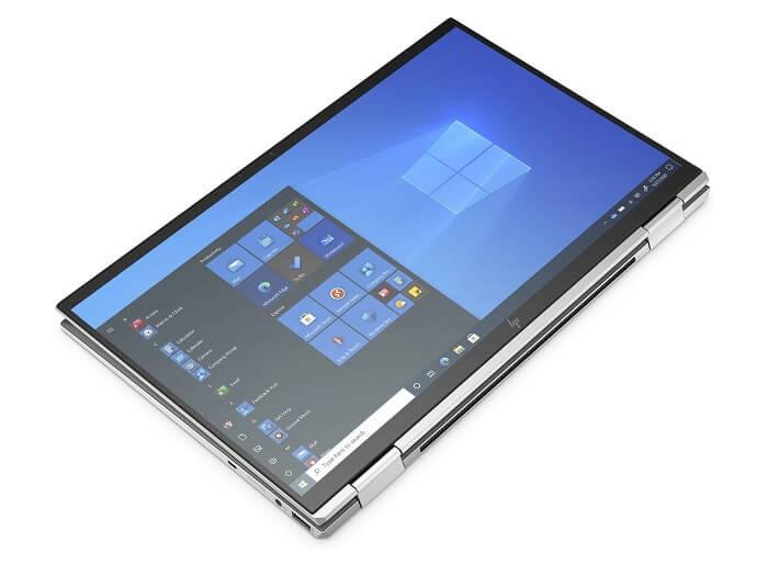 وضعية الجهاز - HP EliteBook x360 1040 G8