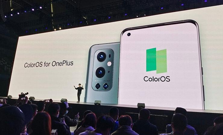 ون بلس - دمج نظام OxygenOS مع ColorOS